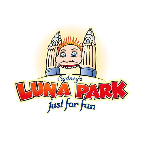 Luna Park Sydney Logo