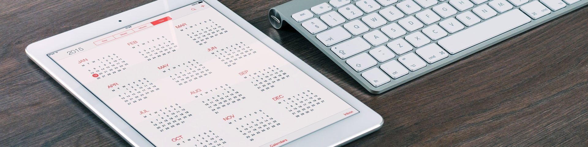 Add user testing event to participants' calendar