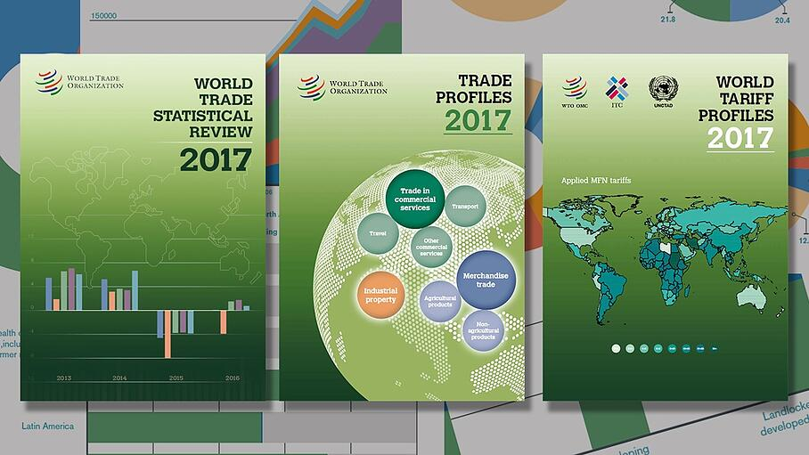 WTO issues annual flagship statistical publications